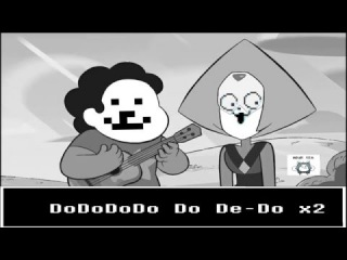 Peace and Dog on the planet Tem - Peace and Love Temmie Remix
