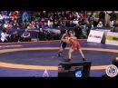 Marsagishvili (GEO) - Khashpakov (RUS) Bronze Final - FS 86 kg Gran-Prix Medved 2016 Minsk