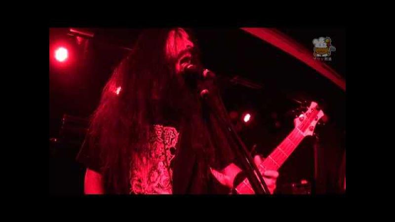 兀突骨(Gotsu-Totsu-Kotsu) - Live[Full] Extreme Metal Over Japan 2012 (Full HD 1080p)