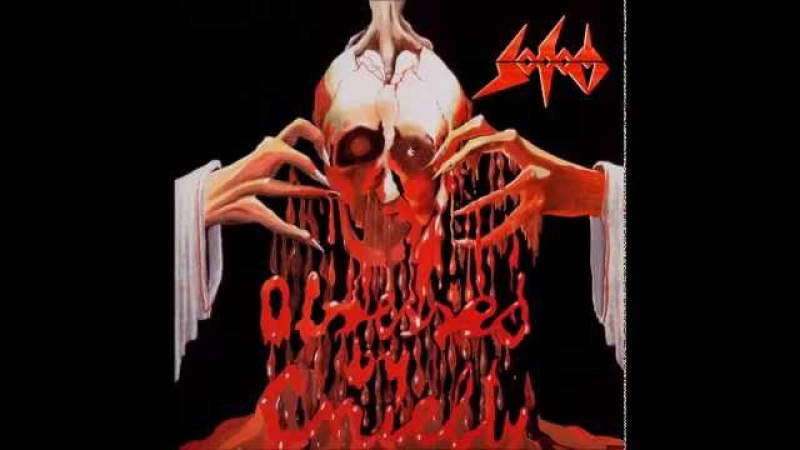 Sodom Obsessed by Cruelty Full Album