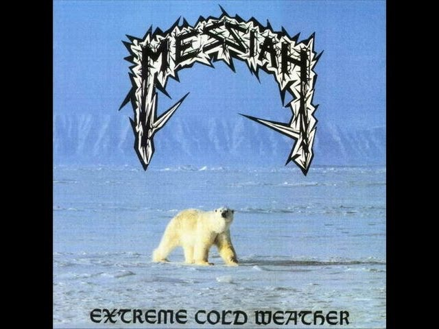 Messiah - Extreme Cold Weather (Full Album)