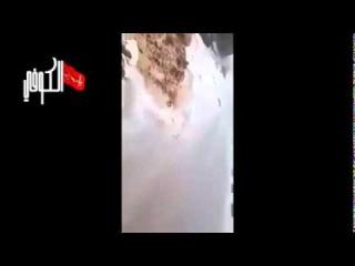 Боевики ISIS в ужасе от бомбардировки Фаллуджи