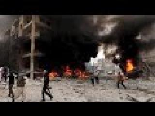 Атака ИГИЛ война в Сирии РЕАЛЬНЫЕ КАДРЫ!!! Бои в Городе