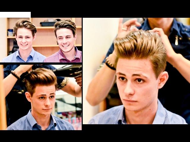 David Beckham Haircut Style | Men's Hair