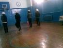 танец 11 класса на осенний бал с зонтиками