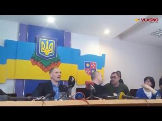 Автомайдан у Вінниці вимагав відставки Антона Шевцова