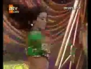 Tanyeli Turkish belly dance star