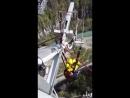 Самые высокие качели в Мире 170 метров метров