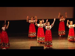 Ниточка тоненькая (Нефтеюганск)- Образцовый коллектив Студия хореографии «АнтрЕ»