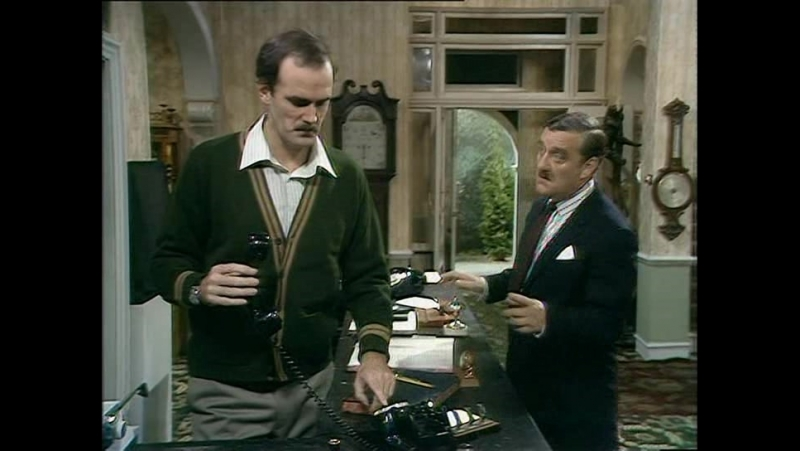 Fawlty Towers (Studio INIS) S01E04
