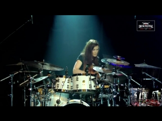 Anika Nilles Chary Life - Meinl Drum Festival 215