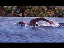 Total Immersion coach Anna Karin Lundin Playitas Fuerteventura 2013