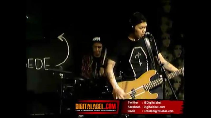 The Dramma Semua Terlihat Disaat Terlambat Live at Digital Label