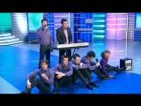 Камызяки - Песня про мэра (без цензуры в эфире). КВН 2012