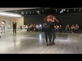 LOVES KIZOMBA 2015_ Morenasso Sensualonda amp; Anais Millon semba workshop - YouTube [720p]