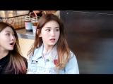 160416 아이오아이 (I.O.I) - 스탠바이 아이오아이 리얼리티 촬영 [소미] Somi 직캠 Fancam (용산역광장) by Mera