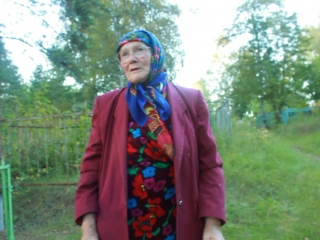 Любовь Алексеевна Дмитриева. О воротах кладбища и ограде