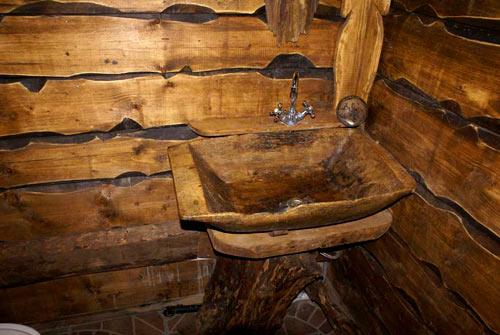 Старина каменная печь в баню