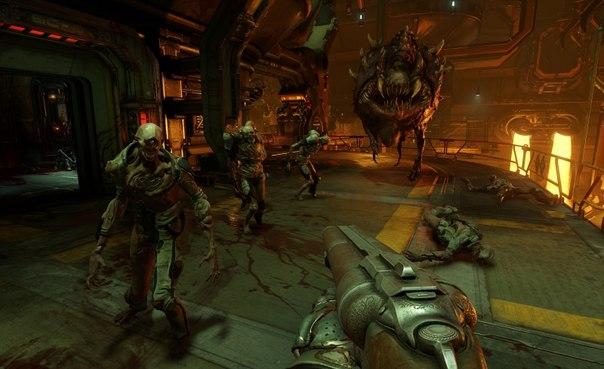 Bethesda закрыла Doom 4 из-за сходства с Call of Duty