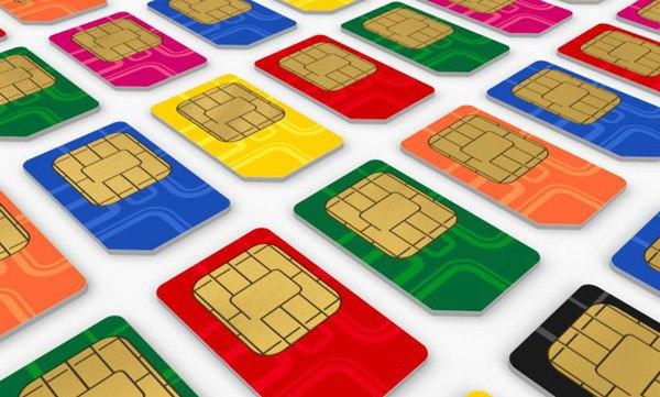 """Власти ужесточат ответственность за продажу сим-карт """"с рук"""""""