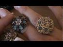 Tutorial anello Charlotte ( tutorial ring charlotte)