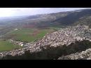 Видео прогулки по Израилю. Гора Фавор.