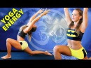 Morning Yoga For Energy Strength Focus 20 Minute Beginners Yoga Workout