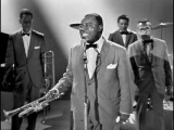 Mack The Knife - live in australia - Louis Armstrong