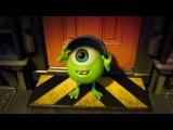 Университет монстров - 2014 - анимация