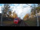 Аэроэкспресс Белорусский вокзал - Шереметьево 09.2014, поездка №3