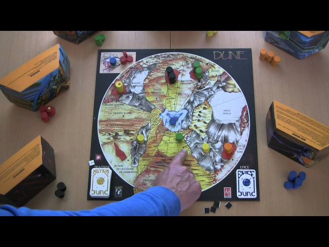 Dune - A Guide to the Strategy Board Game