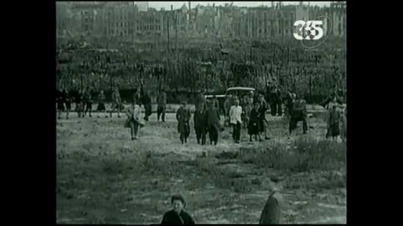 Мгновения XX века 1948 - Блокада и помощь Берлину