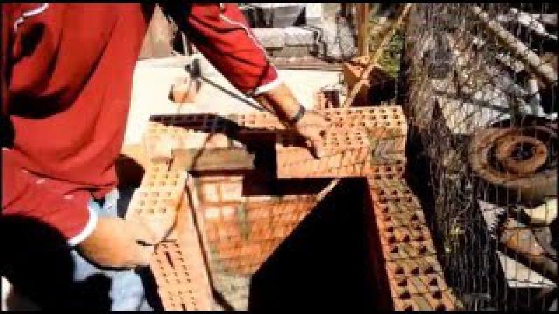 мангал из кирпича сделать самому с озвучкой