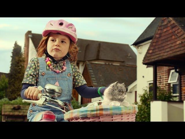 TV Ad | SingItKitty (cat advert) | Three