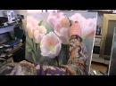 Цветы научиться писать рисовать маслом уроки графики и живописи в Москве Сахаров