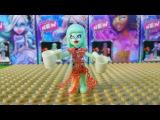 Монстр Хай куклы монстряшки распаковка игрушек Monster High Dolls unboxing toy
