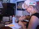 Поделки из Джута Вера Пушина художник 08 августа 2014