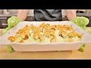 Вкуснятина! Запеканка из броколи и цветной капусты | рецепт рукавички