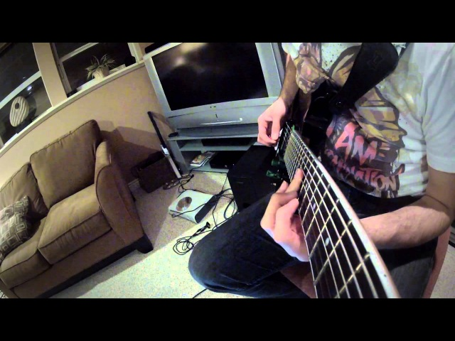 Northlane - Dispossession - INSTRUMENTAL Cover - Andrew Baena