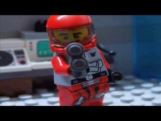 Трейлер Лего Фильма Выживший на Марсе / The Lego Movie Trailer surviving on Mars