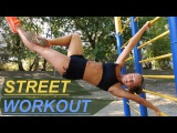 STREET WORKOUT IN UKRAINE - INCREDIBLE GUYS SUMMER 2015