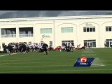 Saints training camp: Players hit the field on first day of practice