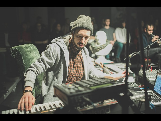 Kito Jempere Live Band Kusya G20 Open Rehearsal Live Mixmag Russia Premiere