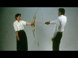 Marina Abramović & Ulay - The Other: Rest Energy (1980)| History Porn