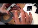 6. Разборка и ремонт LG L5 E612. Замена дисплея и тачскрина
