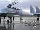 Sukhoi Su 27 Flankers visit Grand Forks AFB