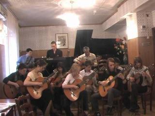 Beat of Santa Rosa исполняет Анимато, 2006