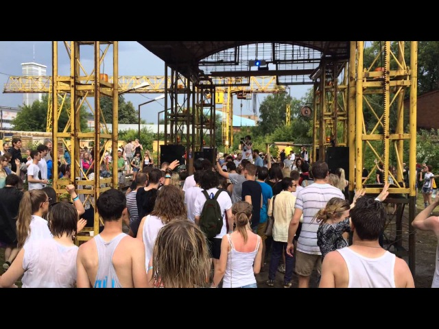 Pender Street Steppers @ Outline Festival Depo Moscow 05 07 2015