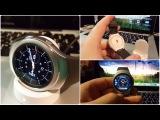 Выбор подарка. Короткий обзор Samsung Gear S2 в 4K