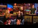 Bethenny Frankel, Christina Hendricks on Watch What Happens Live After Show s12e134